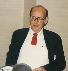 1997 - Howard Holzman, Former PaAAEL Board Member